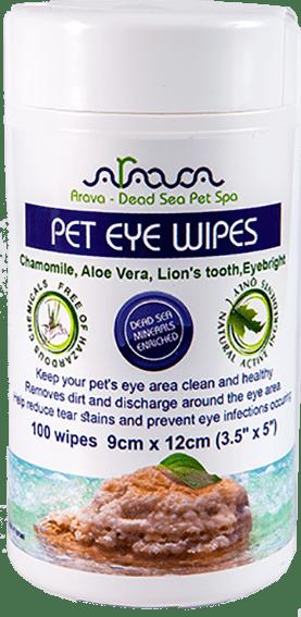 Arawa Pet Eye Wipes