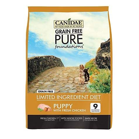CANIDAE Grain Free PURE Foundations