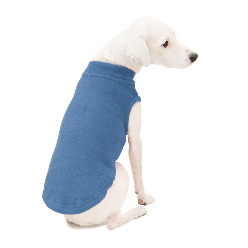 Gooby Stretch Fleece Vest