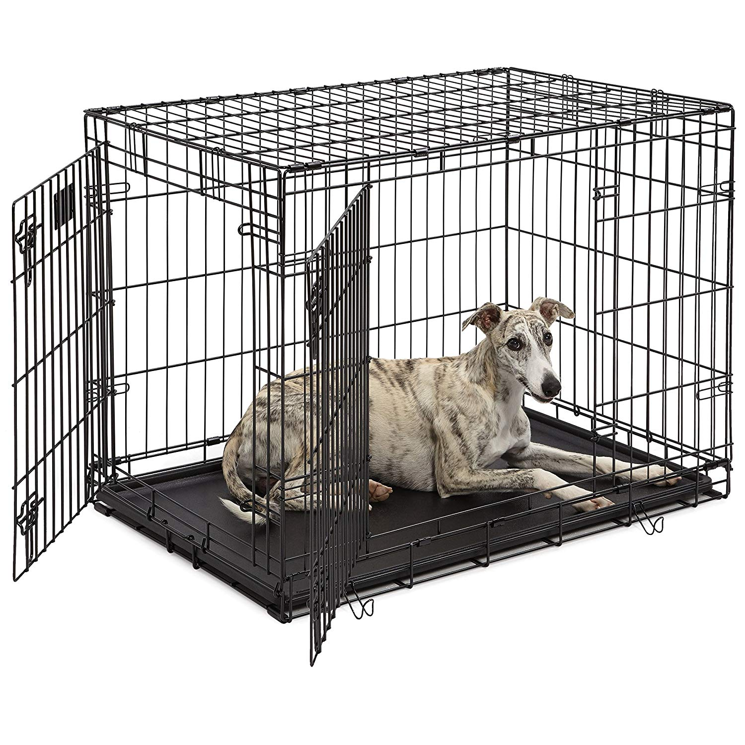 MidWest Life Stages Metal Dog Crate